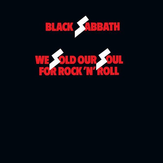Black Sabbath, We Sold Our Souls for Rock-n-Rol, 1975, обложка, винил, ss, нацистская символика, руна зиг