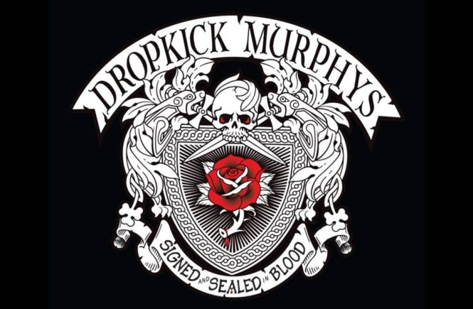 Rose Tattoo - Dropkick Murphys
