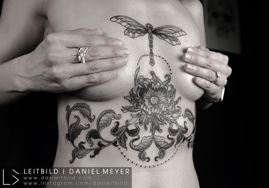 Даниэль Лейтбилд Мейер, Daniel Leitbild Mayer, оккультизм, символизм, мистика, графика