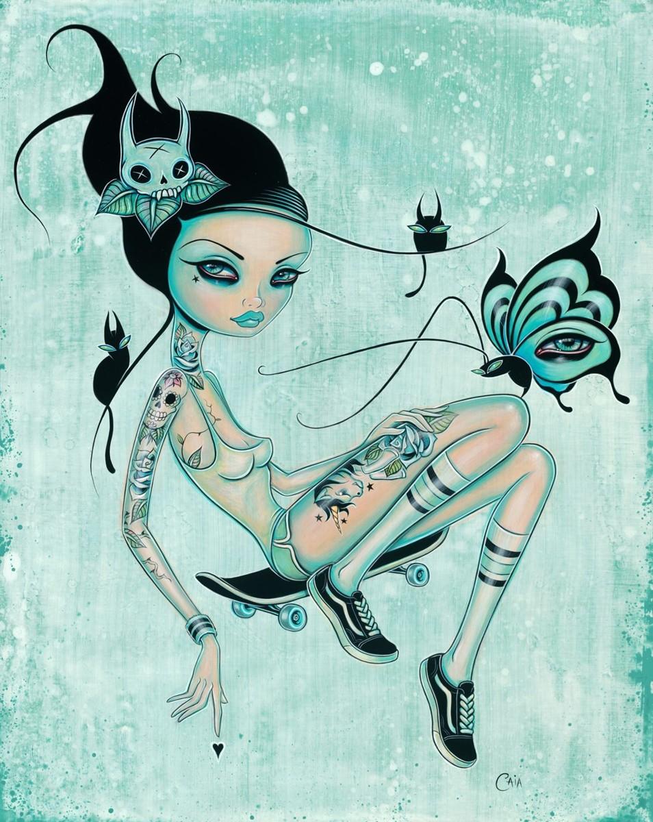 Caia Koopman - живопись