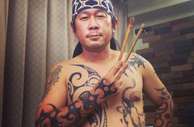 Taku Oshima: тату-мастер, Яплония