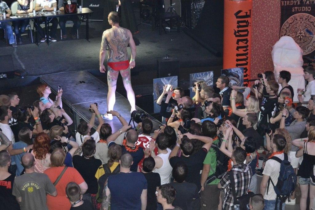 фестиваль татуировки в санкт-петербурге