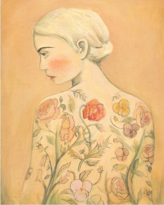 Иллюстрации Эмили Уинфилд Мартин (Emily Winfield Martin)