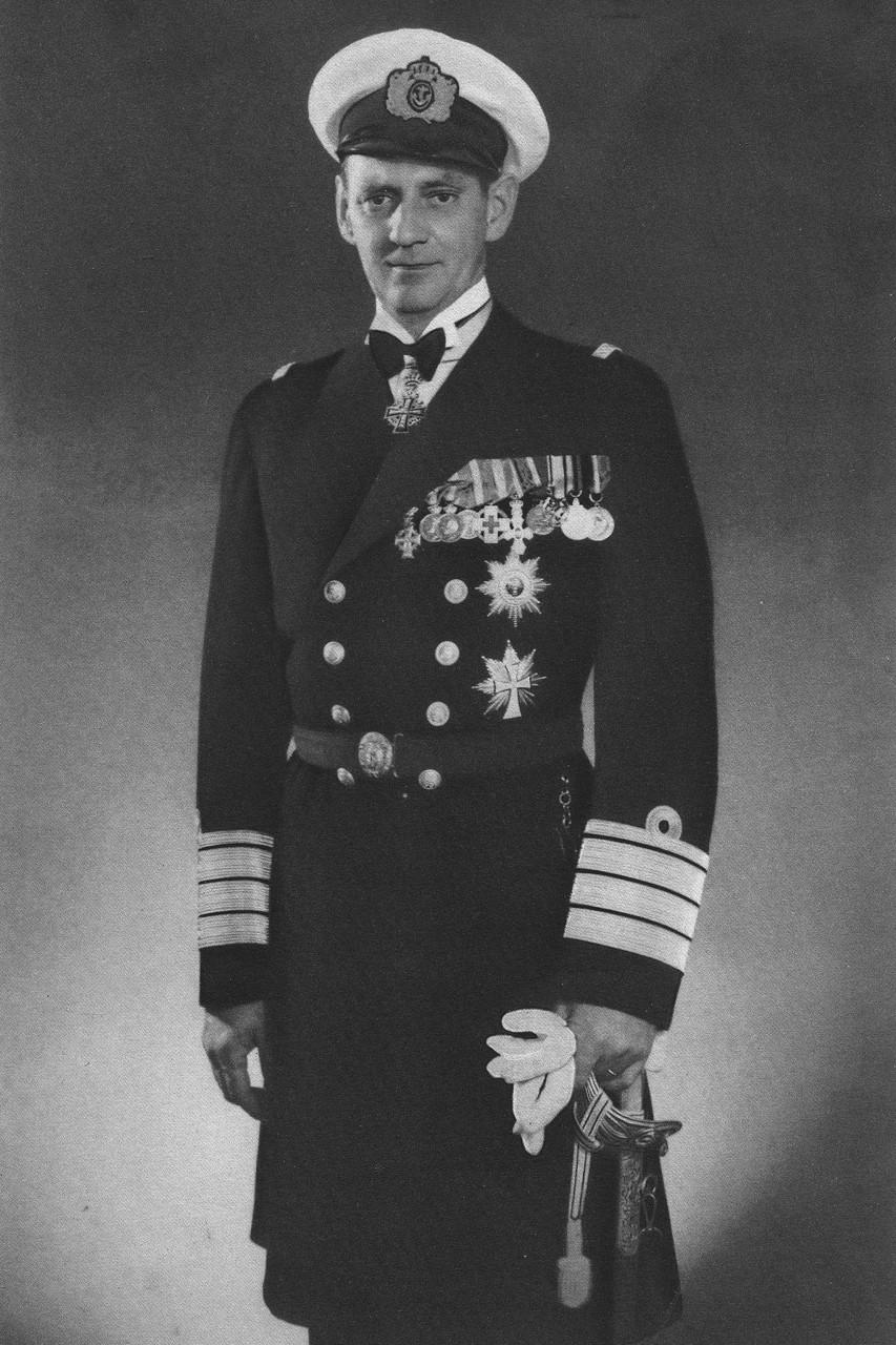Фредерик IX - последний король Дании