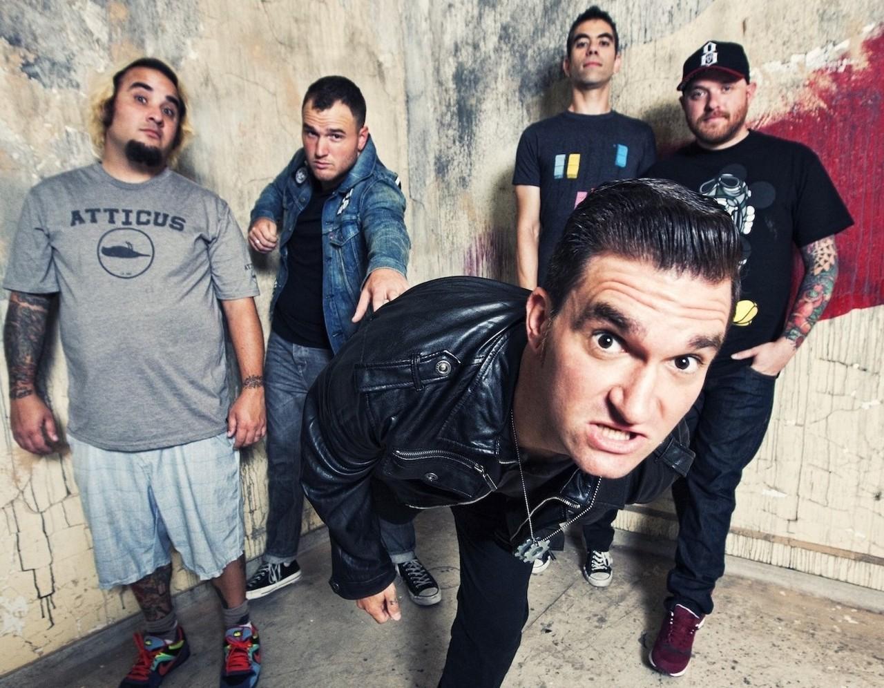 американские поп-панки New Found Glory