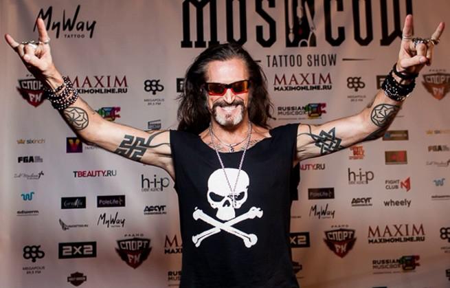 никита джигурда, татуировки джигурды, московское тату-шоу, татуировки знаменитостей