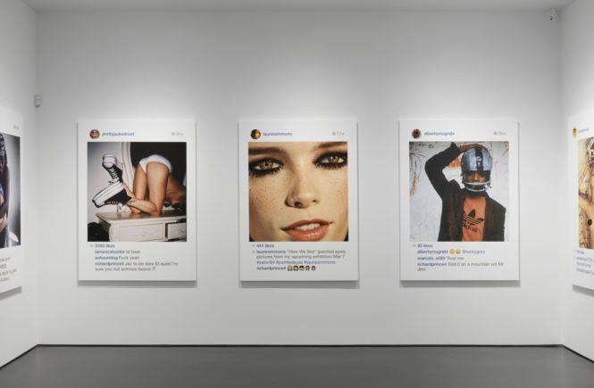 Ричард Принс (Richard Prince) и Instagram