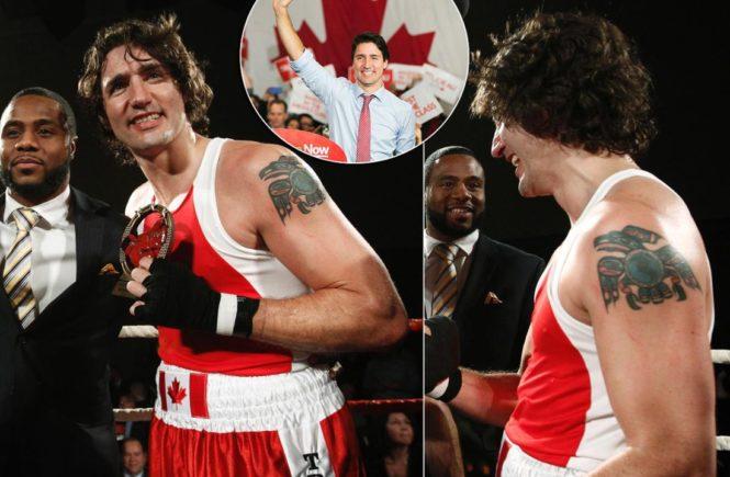Джастин Трюдо (Justin Trudeau)