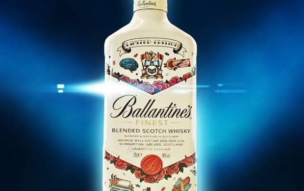 Ballantine's Tattoo Edition