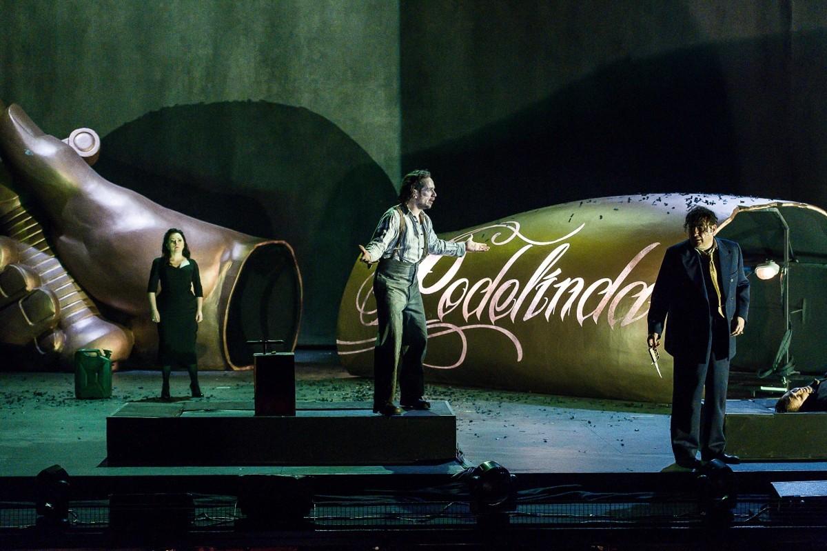 опера Роделинда