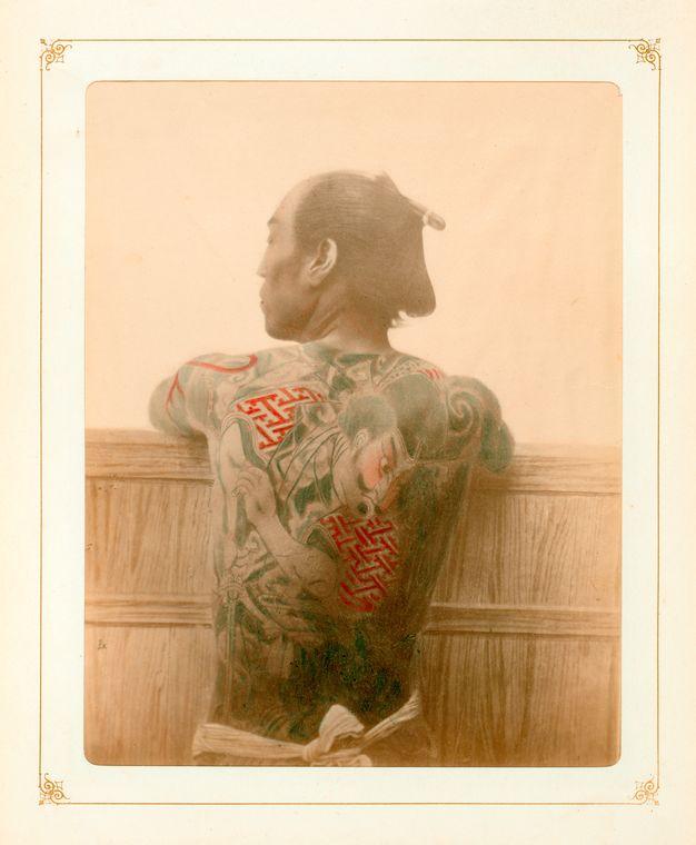 Публичная библиотека Нью-Йорка: татуировка