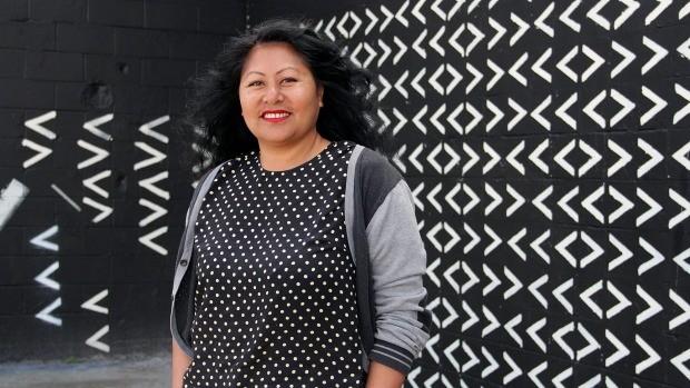 стена Самоа на Whau Arts Festival и Vaimaila Urale