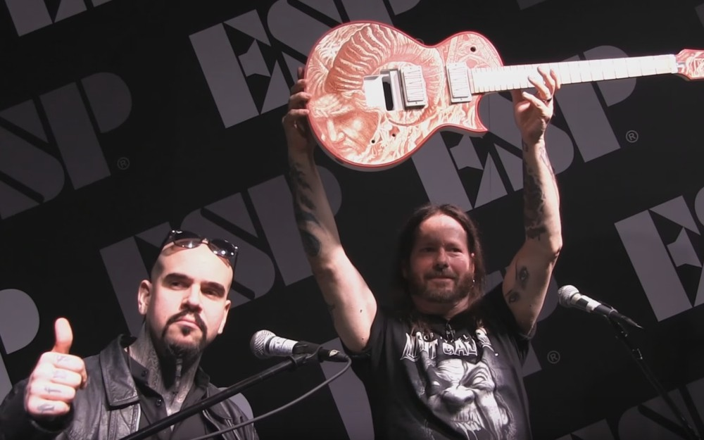 Кровавая гитара: Gary Holt & Vincent Castiglia