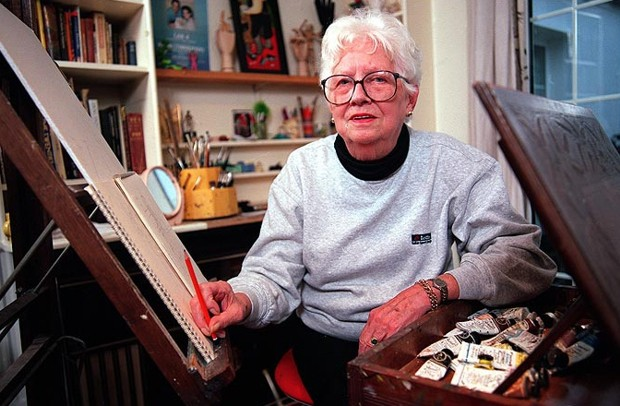 Берил Кук (Beryl Cook)