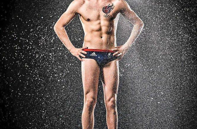Джозеф Крейг (Josef Craig) - пловец-паралимпиец