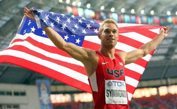 Ник Симмондс (Nick Symmonds)