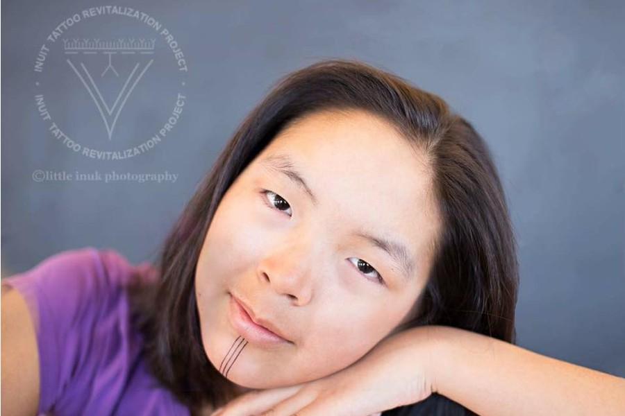 Инуиты: традиционная татуировка