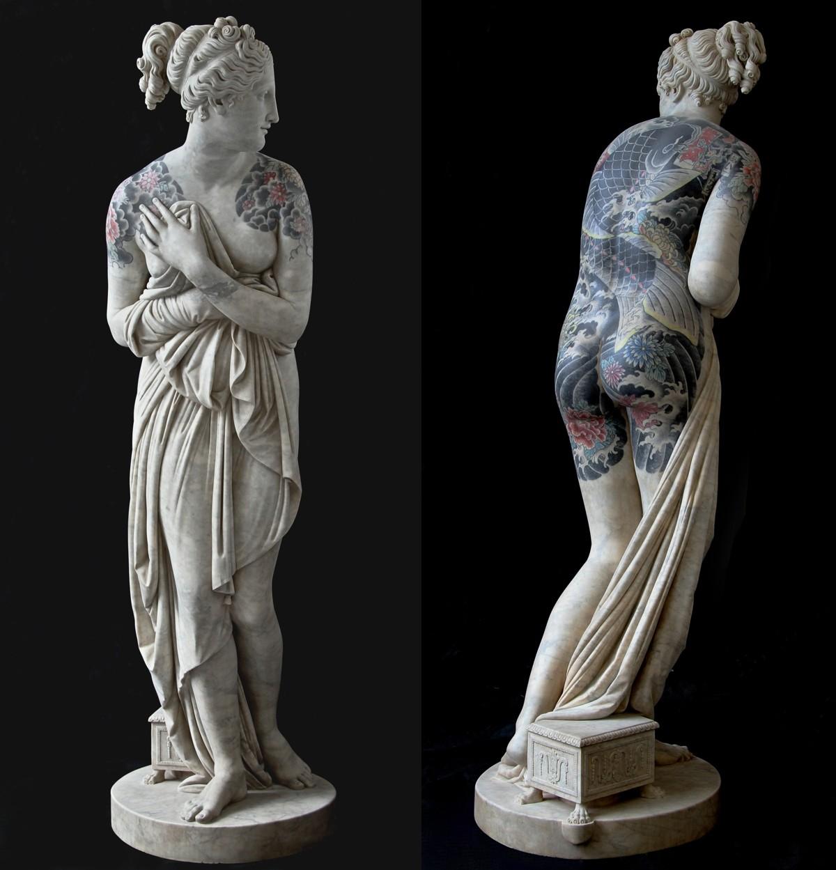 итальянский скульптор Фабио Виале