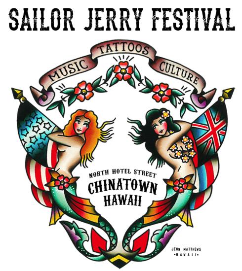 фестиваль имени Сейлор Джерри (Sailor Jerry Festival)
