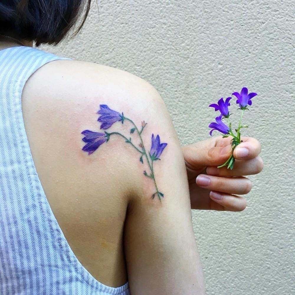 рит кит, rit kit, растения, цветы, маленькие татуировки, украина, киев