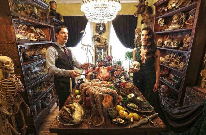 организаторы: Oddities Flea Market - Самый Странный Блошиный Рынок