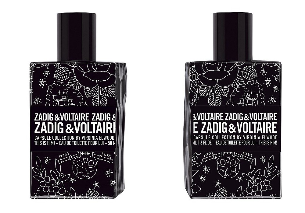 Zadig and Voltaire, Diesel, Вирджиния Элвуд, This is Zadig, Мистер Картун, Only the brave Tattoo, парфюмерия, духи