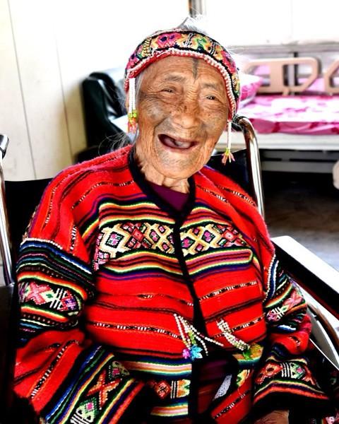 японская оккупация, Ки Юлан, Атаял, традиционные татуировки на лице, Тайвань, национальное достояние