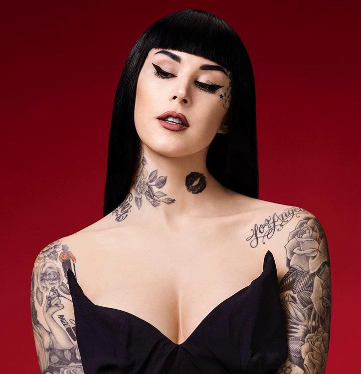 Кэт Вон Ди, Кэт Фон Ди, королева татуировки, королева готики