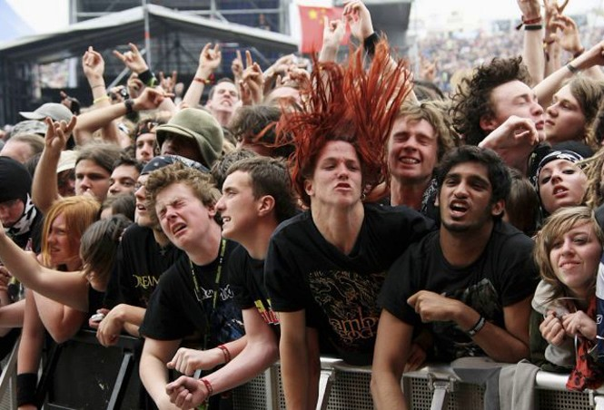 метал, живой концерт, хедбэнгеры, положительное влияние, университет голдсмит, йога, прогулки с собакой, лучшее лекарство