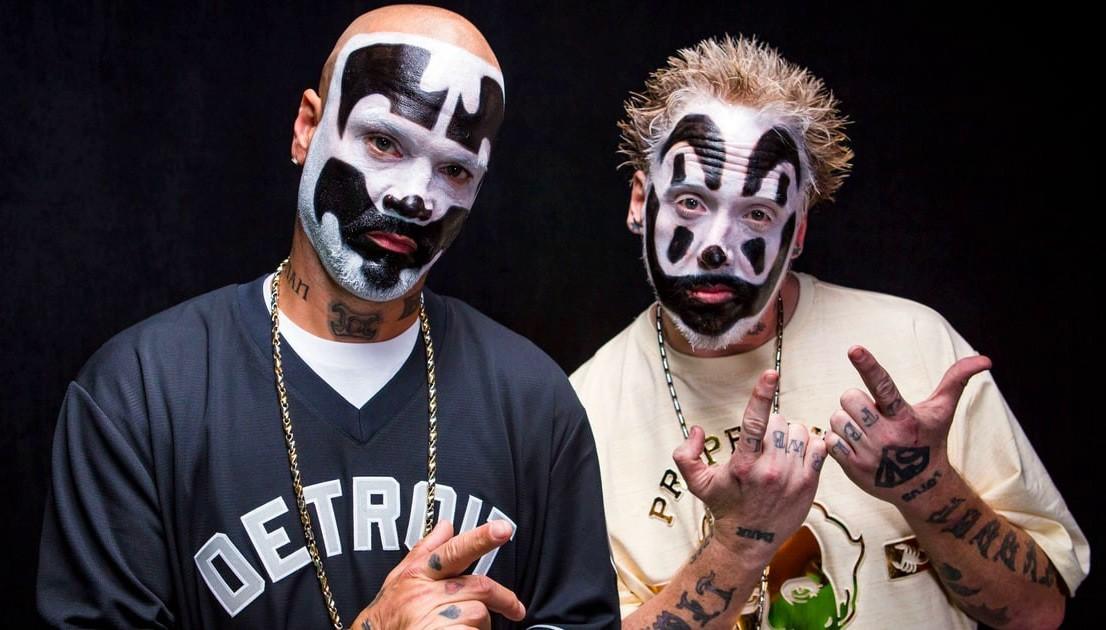 CP, Insane Clown Posse, Шэгги Ту Доп, Shaggy 2 Dope, безумные клоуны, хип-хоп дуэт