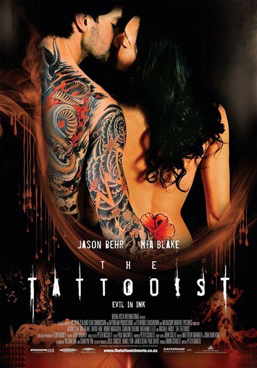 триллер, фильмы ужасов, хоррор, Татуировщик, The Tattooist