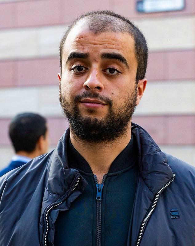 Юсуф Эльхабачи, Yusuf Elhabachi, суд лондона, One by One, Сохо, Лондон, виновный, наказание