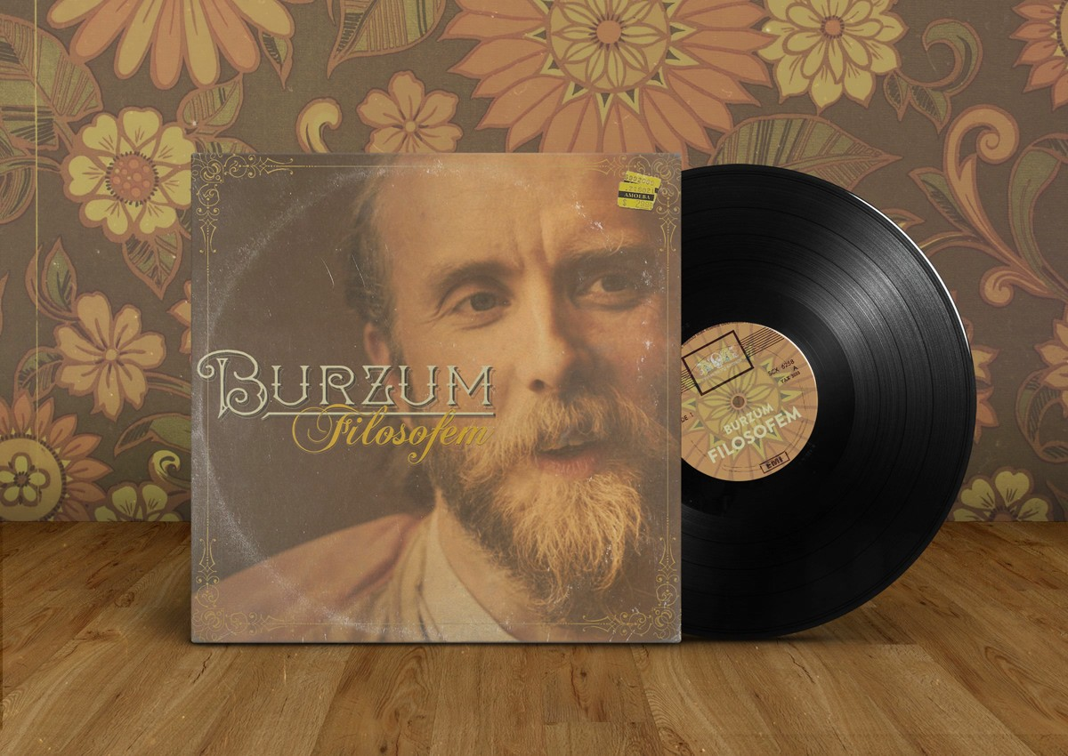 burzum, бурзум, filosofem, 1996, варг викернес, varg vikernes, обложка альбома, album cover art