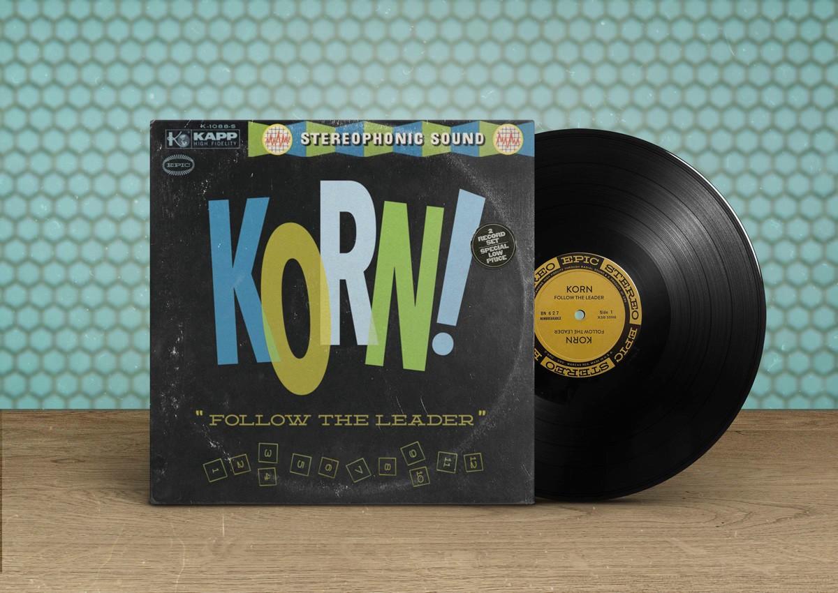 korn, корн, follow the leader, 1998, обложка альбома, album cover art