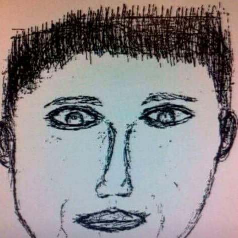 lee willis, полицейский, фоторобот, рисунок подозреваемого, ли уиллс, художественный колледж, великобритания, ограбление