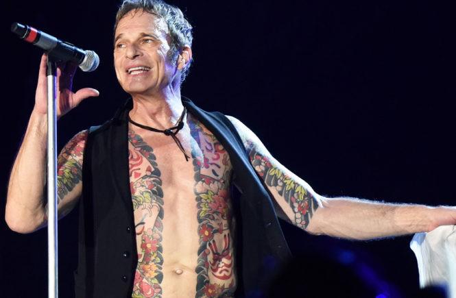 Дэвид Ли Рот, David Lee Roth, Van Halen, Ван Хален, японская татуировка