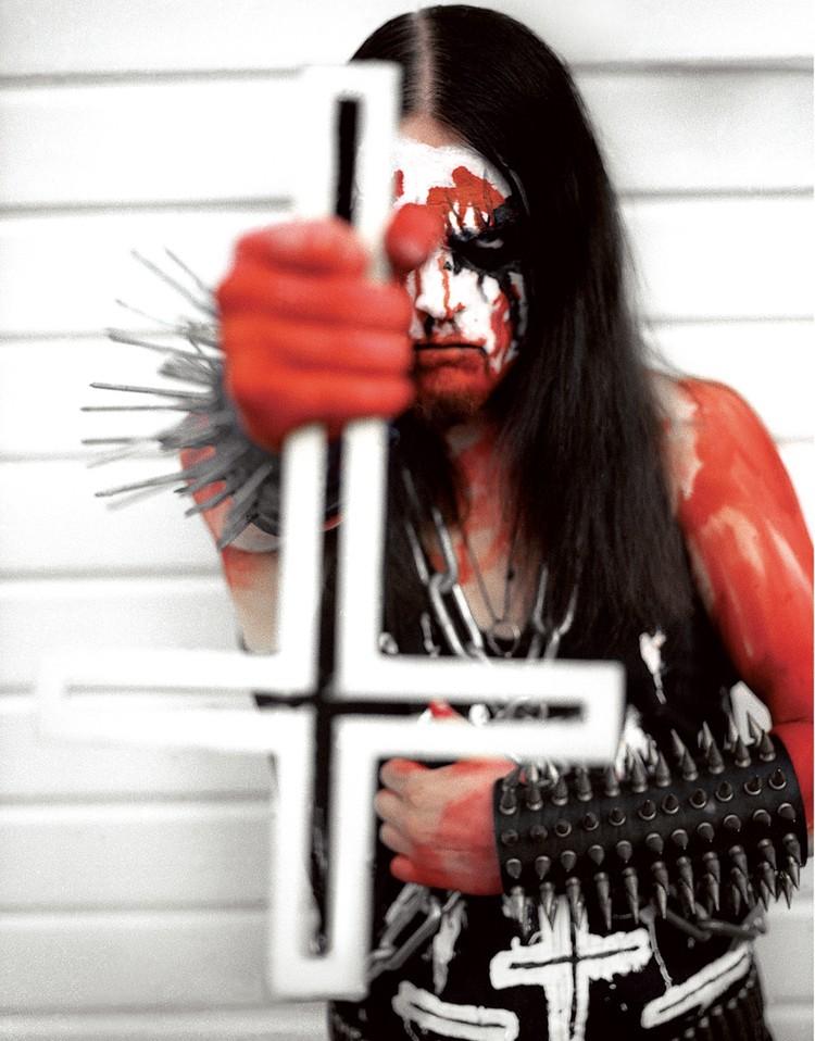 Peter Beste, блэк-метал, black metal, Норвегия, Carpathian Forest, Nattefrost