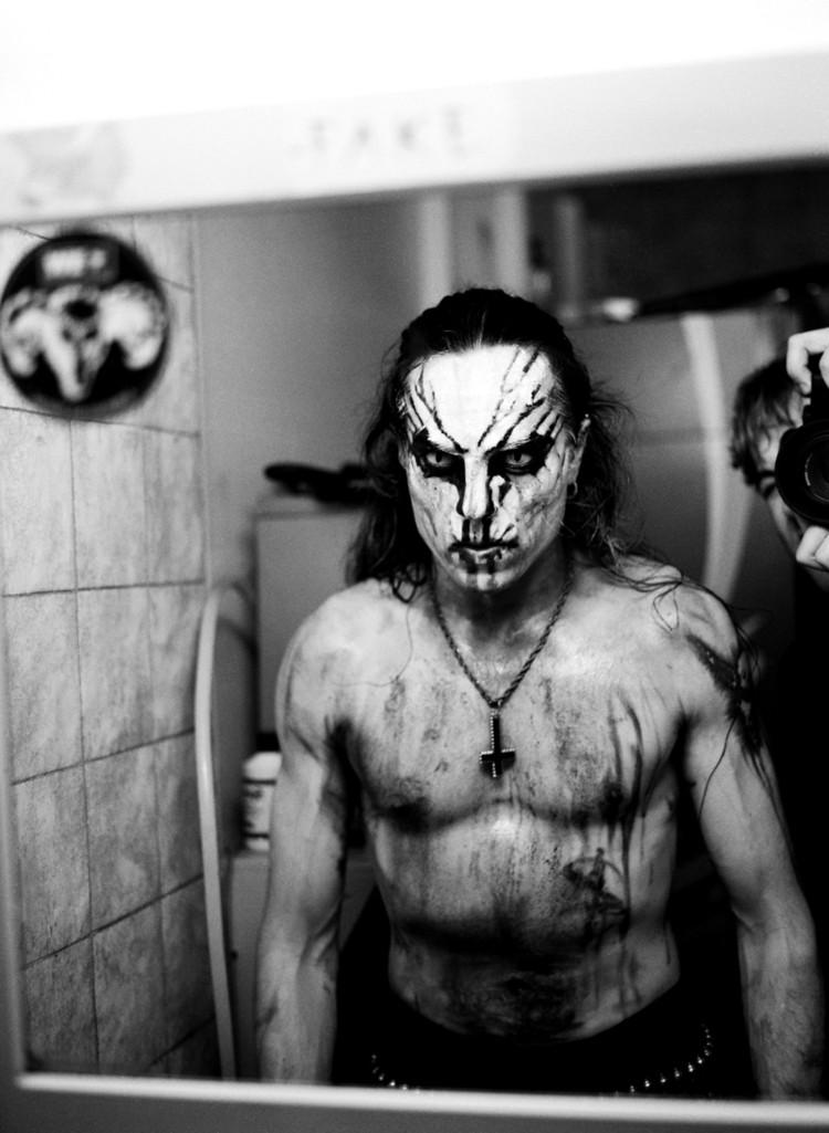 Peter Beste, блэк-метал, black metal, Норвегия, Frost, 1349