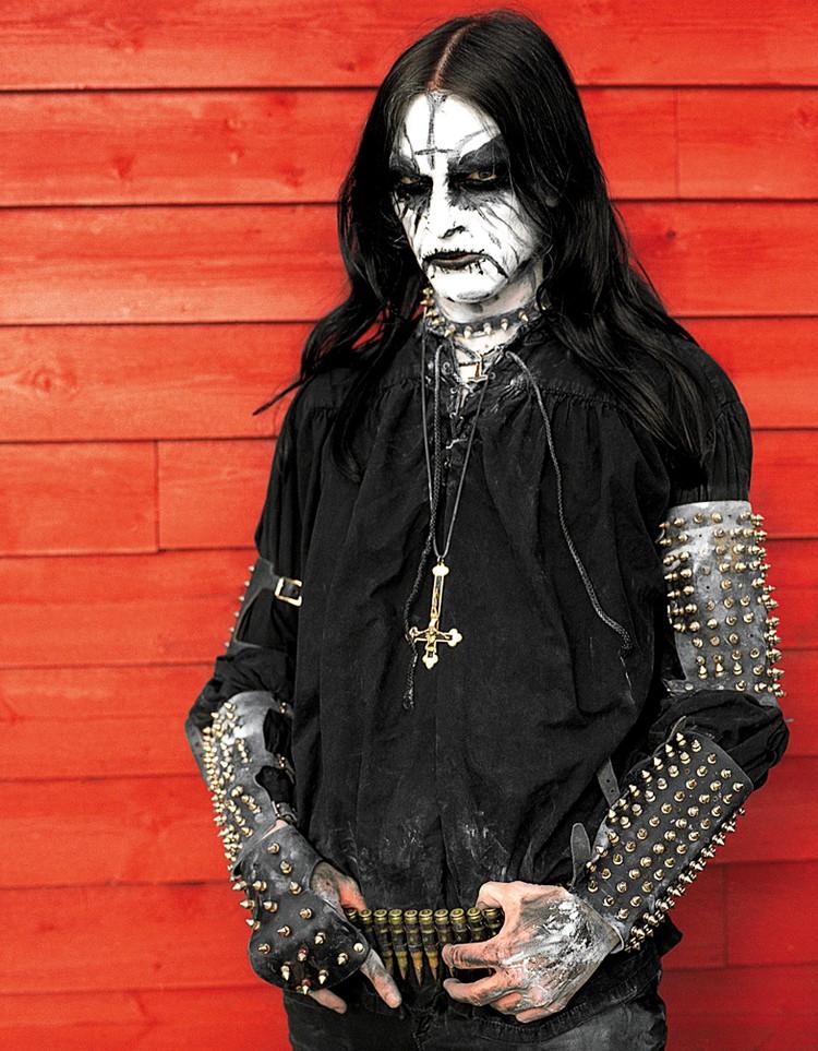 Peter Beste, блэк-метал, black metal, Норвегия, Gaah, Kvitrafn