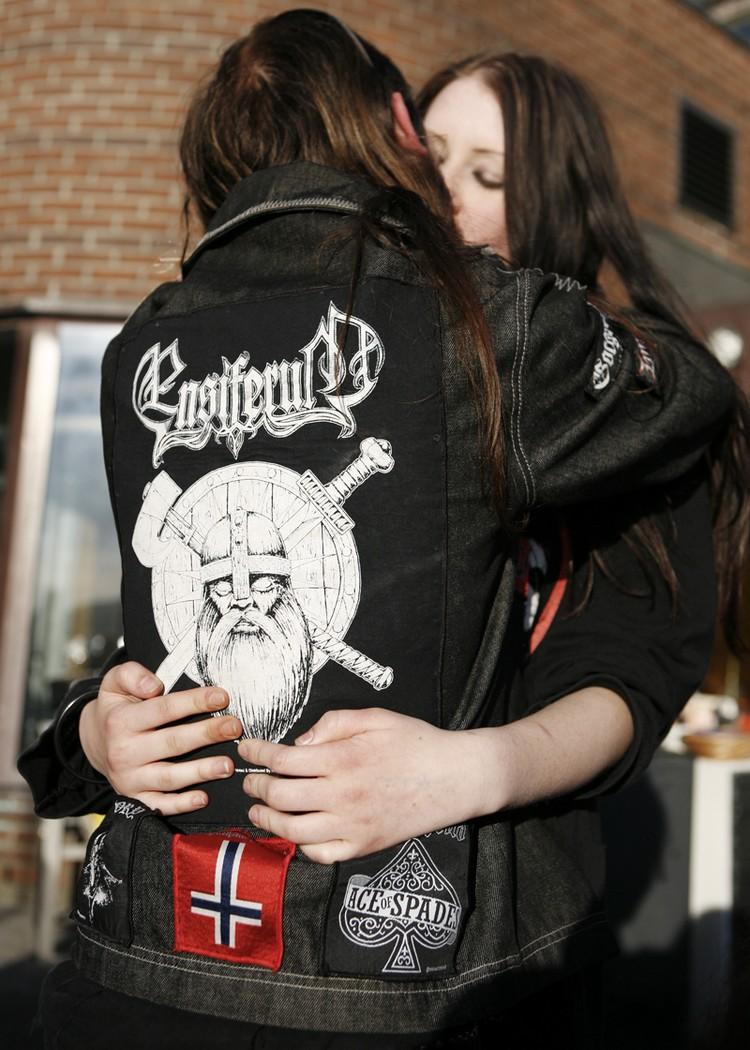 Peter Beste, блэк-метал, black metal, Норвегия, металлисты, любовь
