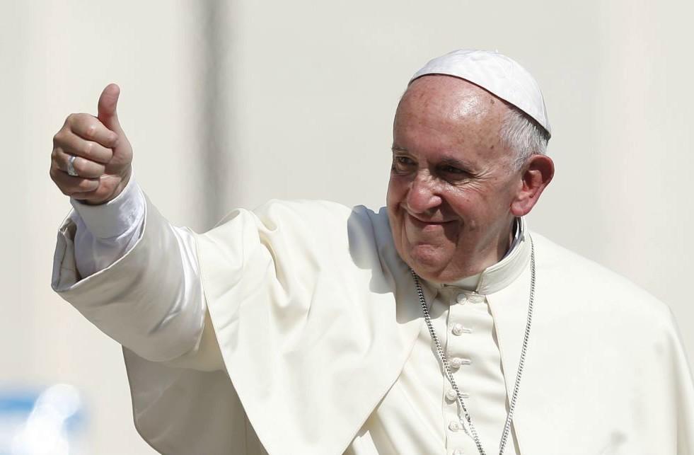 Папа Римский Франциск, понтифик, глава католической церкви, христиане, ватикан, иезуит,  католический монах, кардинал