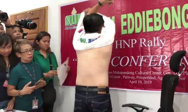 филиппины, политика, татуировки наркобаронов, секретный код, наркотрафик, триада, выборы, президент