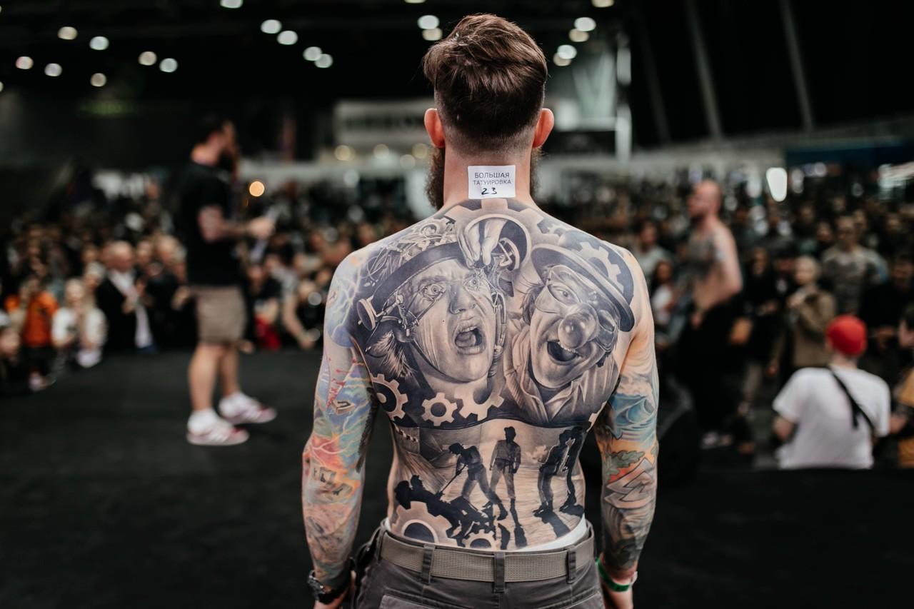 московская тату-конвенция, выставка татуировок в москве, конкурс татуировок, фестиваль татуировок, культурное мероприятие, съезд татуировщиков, фестиваль искусств, выходные