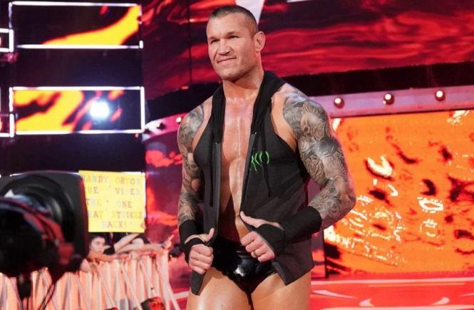 WWE, Рэнди Ортон, Randal Orton, рестлер, татуировки спортсменов, 2K Games, чемпион мира в тяжёлом весе, зал славы