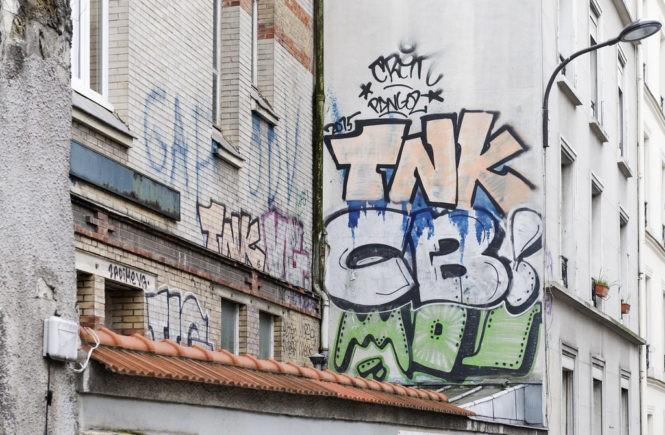 граффити, канада, онтарию, tnk, веланд, настенная живопись, преступление, порча имущества