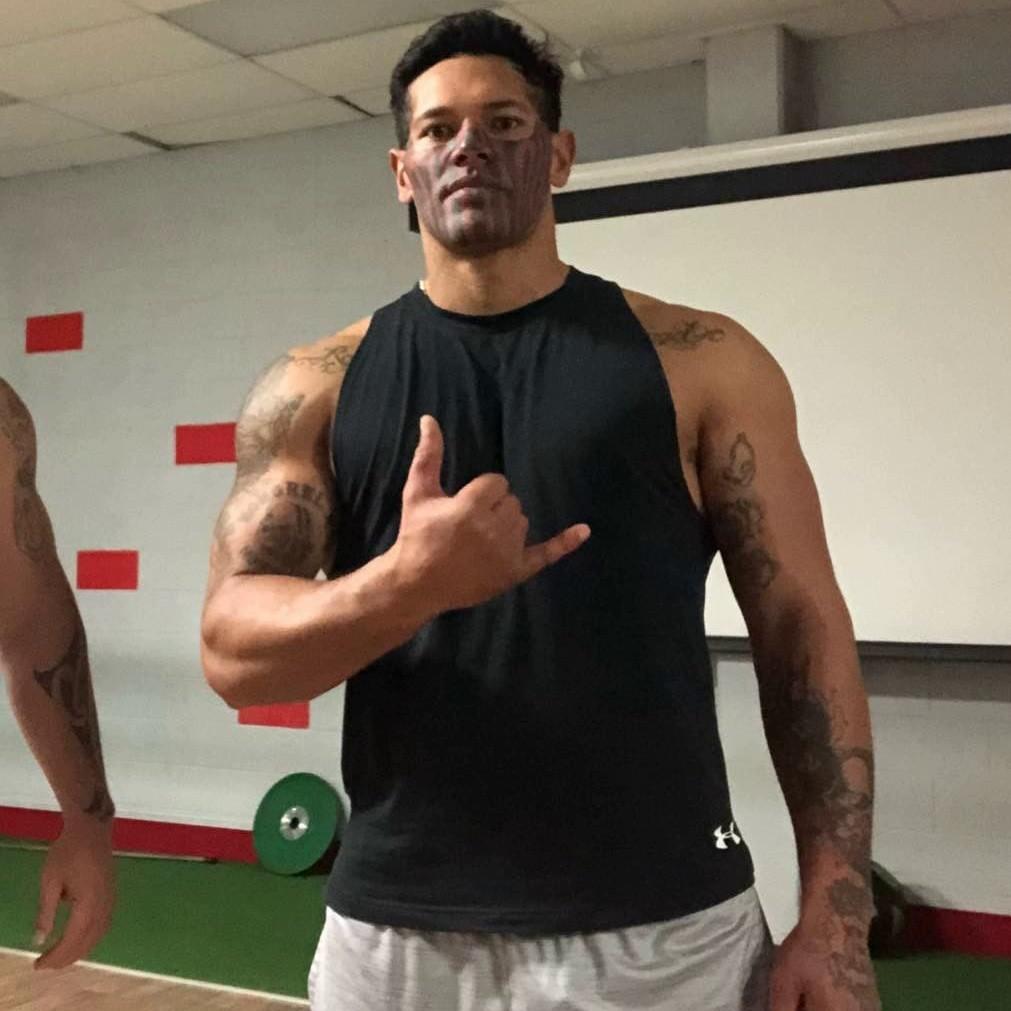 notorious, татуировка на лице, лицевая татуировка, новая зеландия, бандитские татуировки, тренер, фитнес, инструктор