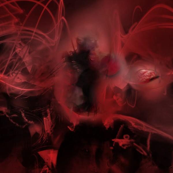 SceneFour, лучший барабанщик, светящиеся барабанные палочки, фотоискусство, Крис Адлер, Chris Adler, Lamb of God