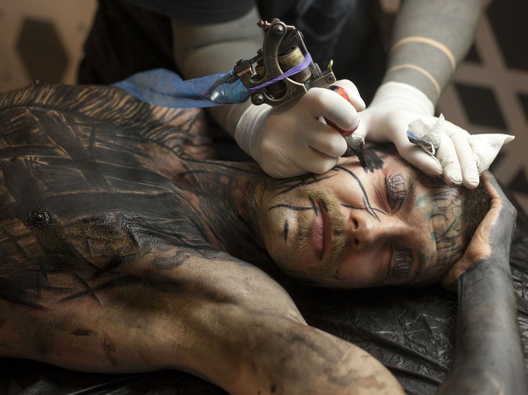 brutal black, боль, ритуал, садизм, культура татуировки, обмен энергией, примитивное общество, корни человечества