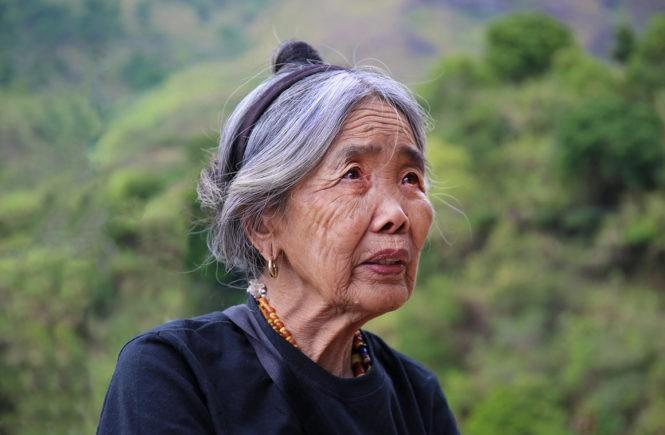 бускалан, калинга, ванг од, филиппины, деревня, традиционная татуировка, племенная татуировка, мастер татуировки