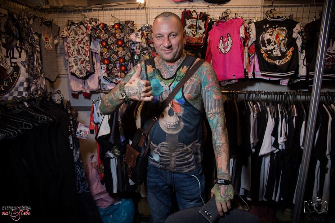 фестиваль татуировки, тату-конвенция, съезд татуировщиков, тату-событие, сделать татуировку, тату-выставка, одежда в стиле тату